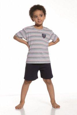 Cornette 789/31 Sailor melanżowy piżama chłopięca