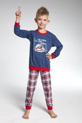 Cornette 593/76 Ambulance jeans piżama chłopięca