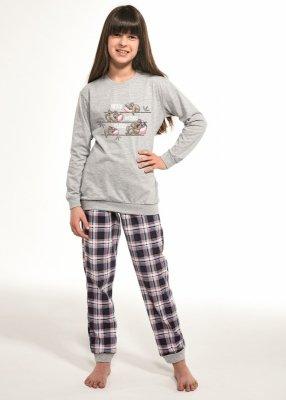 Cornette Kids Girl 594/117 Koala 86-128 piżama dziewczęca