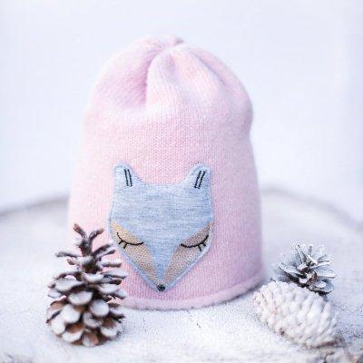 Art Of Polo 17814 Zimowy Zwierzyniec czapka