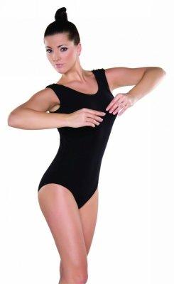 Shepa Kostium gimnastyczny bawełna (B1) bez rękawów