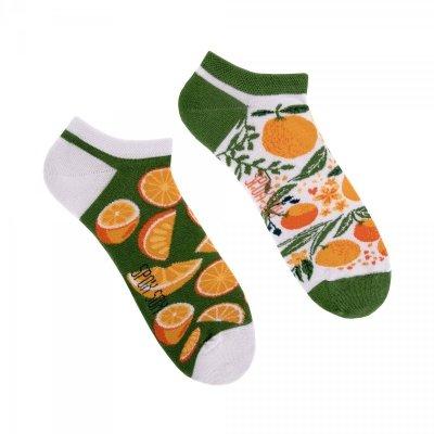 Spox Sox Pomarańcze Stopki
