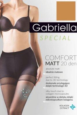 Gabriella Comfort Matt 20 Den code 479 rajstopy