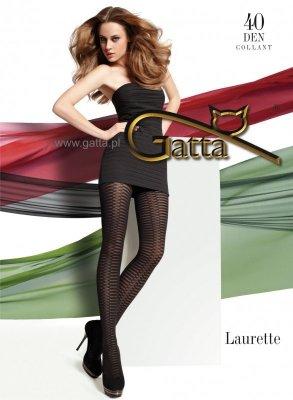 Gatta Laurette 03 - Grubość 40 DEN Rajstopy