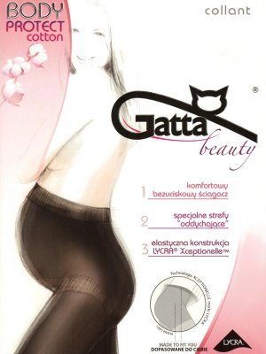 Gatta Body Protect Cotton rajstopy