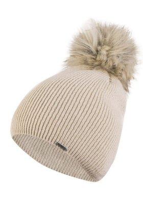 Kamea Jesse beżowa czapka