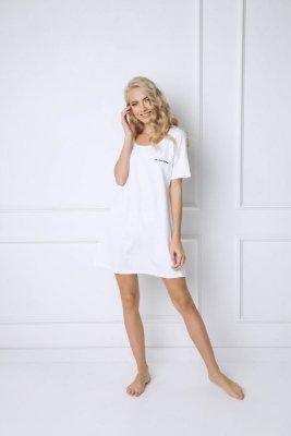 Aruelle Royal White koszula nocna