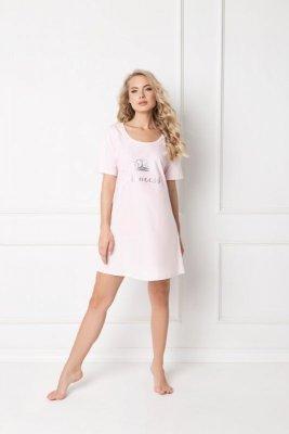 Aruelle  Sparkly Princess Pink koszula nocna