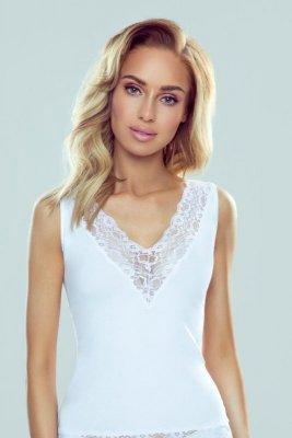Eldar Lexie Biała bluzka damska