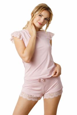Ensimi Pink Luna piżama damska