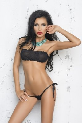 Me Seduce Copacabana Black Mini bikini