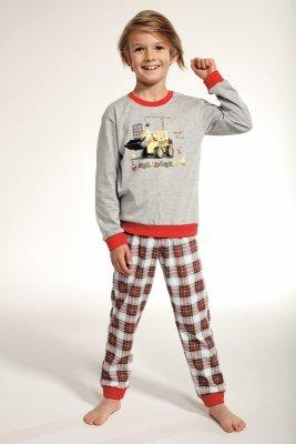 Cornette 593/88 Bulldozer piżama chłopięca