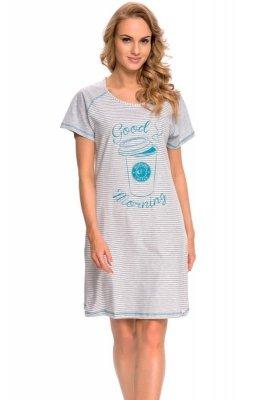 Dn-nightwear TM.9008 koszula nocna