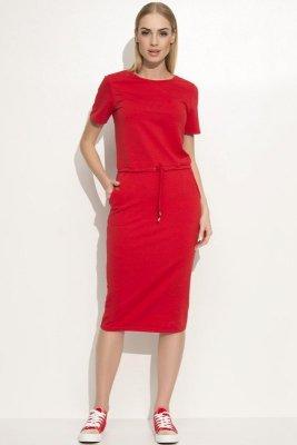 Makadamia M345 sukienka