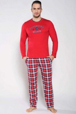 Italian Fashion Ramzes dł.r.dł.sp. piżama męska