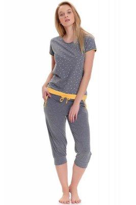 Dn-nightwear PM.9416 piżama damska