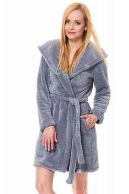 Dn-nightwear SSW.9571 szlafrok damski