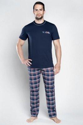 Italian Fashion Alvaro kr.r. dł.sp. piżama męska