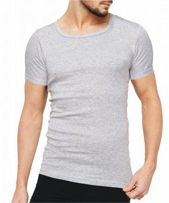 Rossli MTP-001 szary Koszulka męska