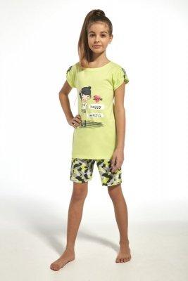 Cornette 243/62 kids girl seledyn piżama dziewczęca