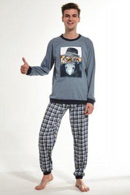Cornette F&Y 967/33 Tiger Jeans Piżama chłopięca