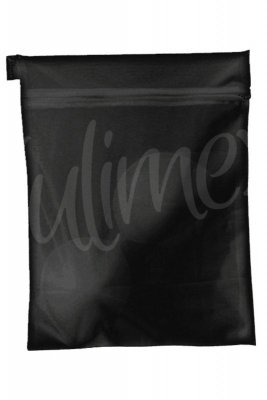 Julimex woreczek do prania biel ba 06 czarny mały 20x30