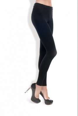 Gatta skinny hot 4502s czarny legginsy