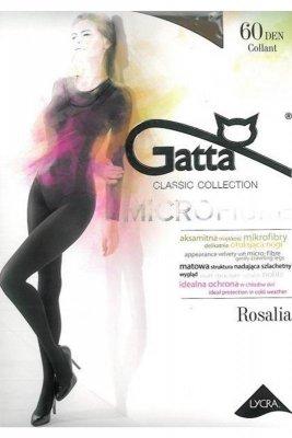 Gatta rosalia microfibre 60 den nero rajstopy