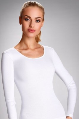 Eldar Irene plus biały bluzka damska