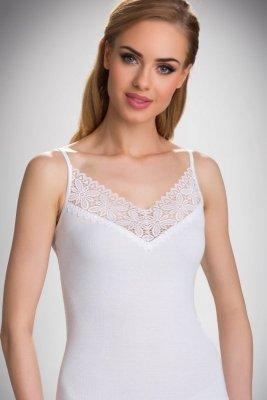 Eldar Julita plus biały koszulka