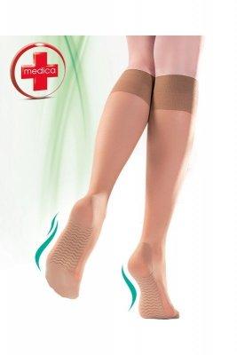 Gabriella 503 massage medica 40 den nero podkolanówki