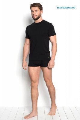 Henderson 34324 99 czarny koszulka