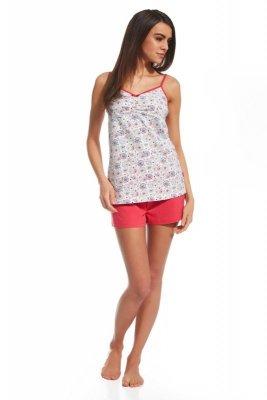 Cornette 660/109 Summer time 3 biały piżama damska