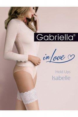 Gabriella 472 isabelle natural/blue pończochy