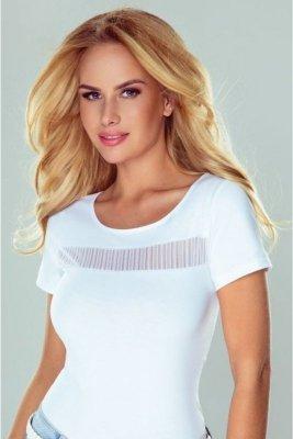 Eldar Babette biały bluzka damska