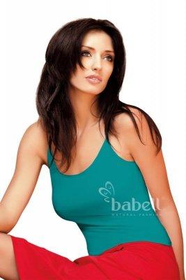 Babell Macadi turkusowy koszulka