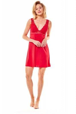 Henderson 36120 Lilly 33x czerwony koszula nocna