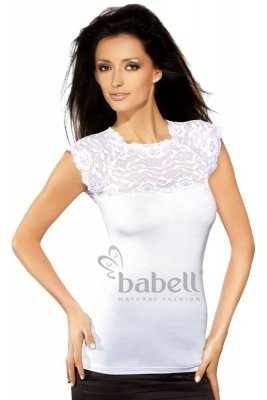 Babell Elina biały bluzka damska