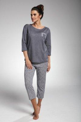 Cornette 602/177 Mary melanż piżama damska
