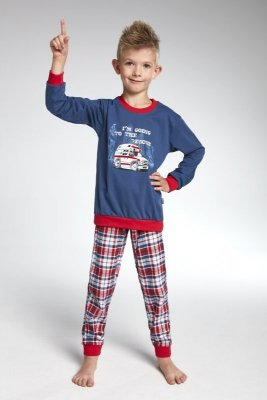 ca85ba5d2d2141 Dodaj do przechowalni Cornette 593/76 Ambulance jeans piżama chłopięca
