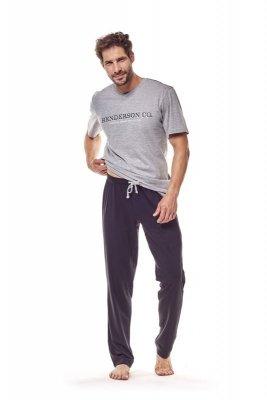 Henderson 36214 90x szary piżama męska