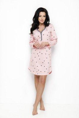 Taro 2228 Nika 02 różowy koszula nocna