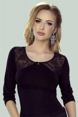 Eldar Afrodyta czarny bluzka damska