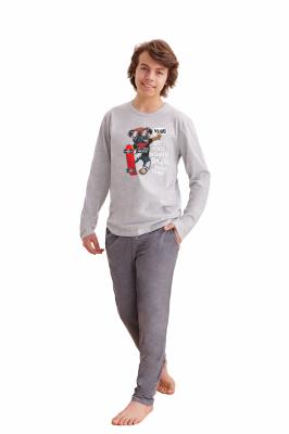 Taro Karol 1175 146-158 Z'20 piżama chłopięca