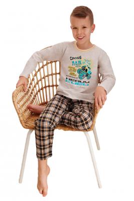 Taro Leo 2342 92-116 Z'20 piżama chłopięca