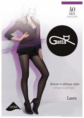 Gatta Laura 40 den 5-XL rajstopy