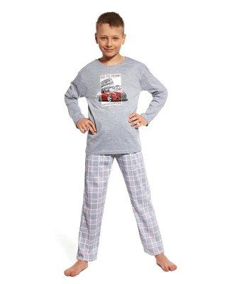 Cornette Kids Boy 809/69 Go To Rome piżama chłopięca
