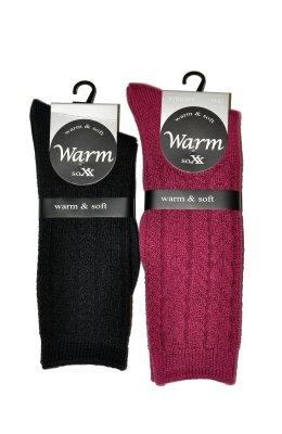 WiK Warm&Soft art.38920 damskie skarpetki