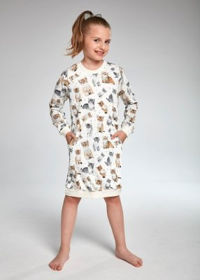 Cornette Kids Girl 942/105 Lovely Cats 4 koszula nocna