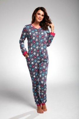 Cornette 107/171 Owl 2 Kombinezon piżama damska piżama damska